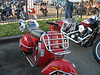 Stella Scooter with Lots of mirrors