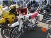 An old Honda Shriners bike.