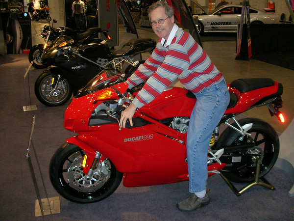 DC Intl Motorcycle Show 2006