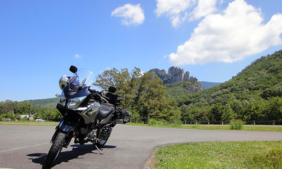 Sececa and Nelson Rocks - 8-28-11