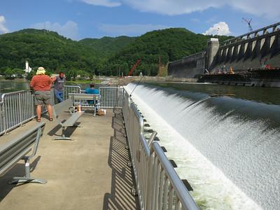 Bluestone Dam