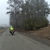 Jan 12 Foggy Ride