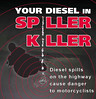 "Spiller Killer - Diesel spills - let's cap them! ~ Spiller Killer was the initiative that preceded See It; Report It. The scheme saw Devon County Council follow the lead of the national lobby group, KillSpills. <a target=""_blank"" href=""http://www.devon.gov.uk/index/transportroads/roads/road_safety/biker-safety/engineering_for_motorcyclists.htm"">See here on the Devon CC website</a>"