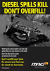 "1/2: MAG: Avoid the Deadly Diesel - KillSpills Diesel Leaflet: <a target=""_blank"" href=""http://www.mag-uk.org/"">http://www.mag-uk.org</a>"