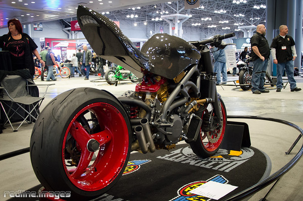 2013 NYC International Motorcycle Show II