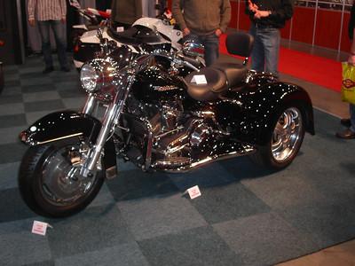 Motorbeurs Utrecht 2007