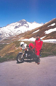 June 10, 1996 - Furkapass, Switzerland.