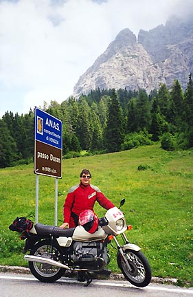 June 25, 1999 - Passo Duran, Italy.<br /> <br /> Passo Duran (1605 m asl) is located on route 347 near the town of Agordo, Italy.