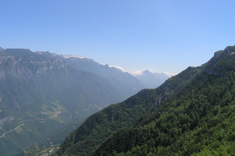 Vallarsa valley, Italy.