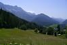 June 20, 2007 - Schaidasattel, Austria<br /> <br /> The view west from the Schaidasattel along the Austrian-Slovenian border.