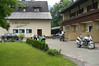 "June 07, 2007 - s'Wirtshaus Müllmann, Kötschach-Mauthen, Austria<br /> <br /> I've stayed here twice before over the years when it was called Gasthof Leitner. At the base of the Plöckenpass, its a handy location for day trips in Ost-Tirol, northeastern Italy and northwestern Slovenia. I also like the idea of being able to park right off my patio door. Room rates were reasonable and included breakfast.<br /> <br /> GPS<br /> N46° 40.224'  E012° 59.392'<br /> <br /> s'Wirtshaus Müllmann<br /> <br /> <a href=""http://www.swirtshaus.net"">http://www.swirtshaus.net</a>"