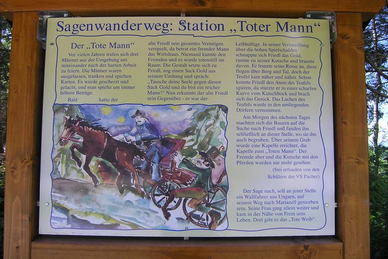 "June 19, 2008 - Toter Mann near Wenigzell, Austria.<br /> <br /> GPS<br /> N47° 24.594' E015° 46.182'<br /> <br /> Maps<br /> Overview:  <a href=""http://edelweiss.smugmug.com/gallery/6466760_DGSbG#410215881_LbUKx-O-LB"">http://edelweiss.smugmug.com/gallery/6466760_DGSbG#410215881_LbUKx-O-LB</a><br /> Detailed:  <a href=""http://edelweiss.smugmug.com/gallery/6466760_DGSbG#410215871_gBPQa-O-LB"">http://edelweiss.smugmug.com/gallery/6466760_DGSbG#410215871_gBPQa-O-LB</a>"