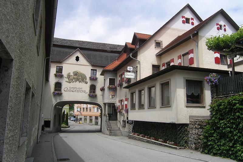 June 12, 2008 - Losenstein, Austria.