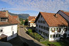 "June 29, 2008 - Agathazell, Germany.<br /> <br /> The early morning view from my room at the Gasthof Grüntenblick. I was up early for a day ride with members from the Alpenbiker.eu forum.<br /> <br />  <a href=""http://www.gruentenblick.de"">http://www.gruentenblick.de</a>"