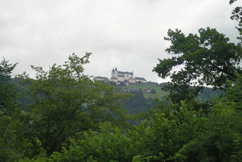 June 11, 2008 - Sonntagberg, Austria.<br /> <br /> GPS<br /> N47° 58.678' E014° 45.136'