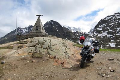 Passo Gavia, Italy  GPS: N46 21.620 E10 30.051