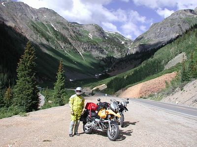 Motorcycle Trip to New Mexico / Colorado