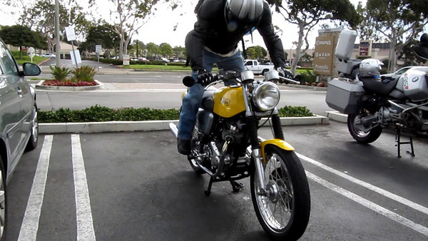 Motorcycle Video