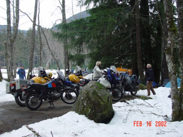 The bikes in our group