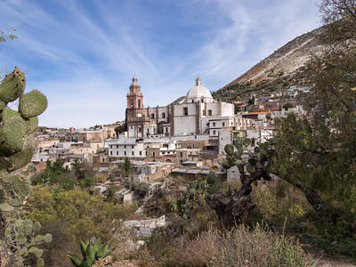 Travel to Real de Catorce