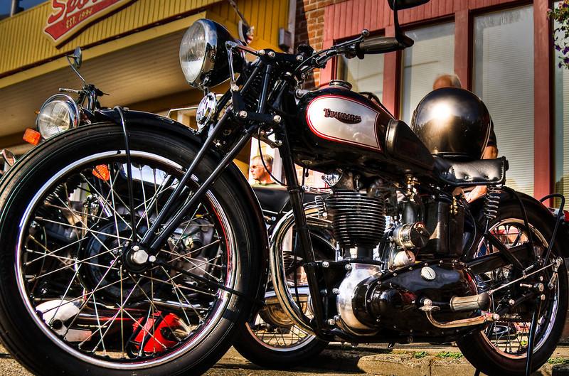 Isle of Vashon TT 2009 #93 HDR