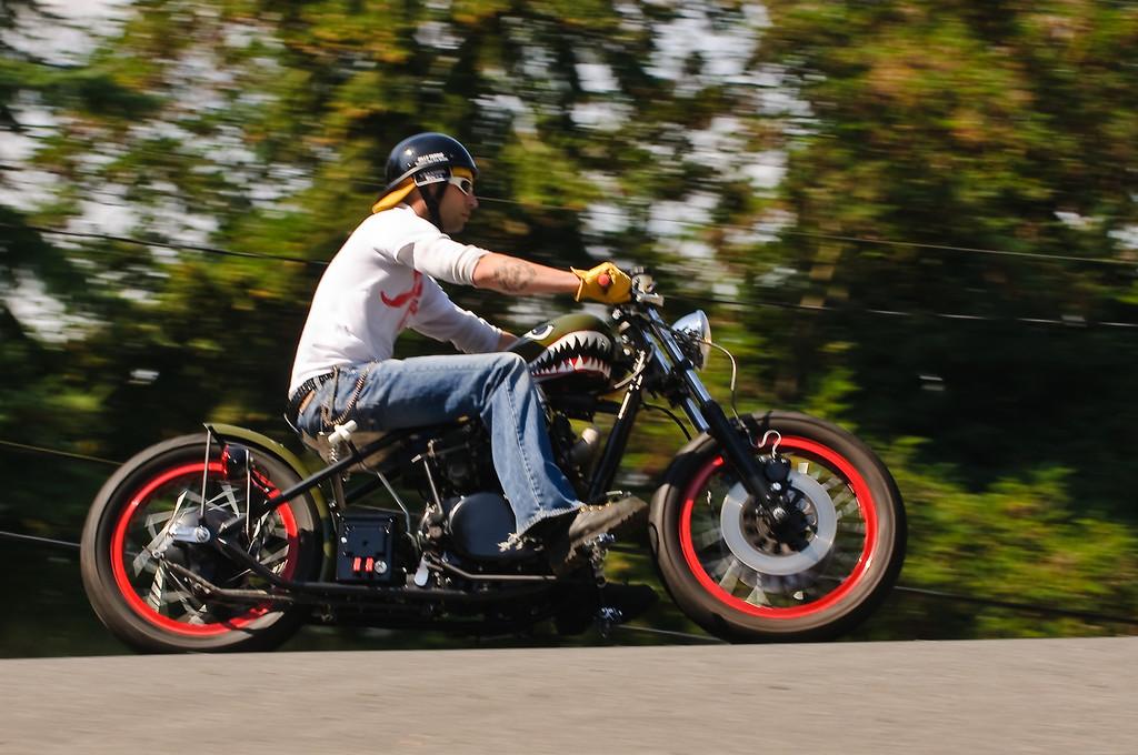 Isle of Vashon TT 2009 #102