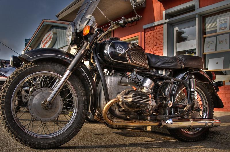 Isle of Vashon TT 2009 #23 HDR