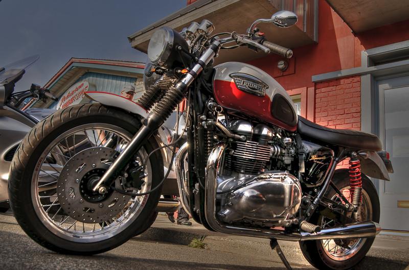 Isle of Vashon TT 2009 #7-2 HDR