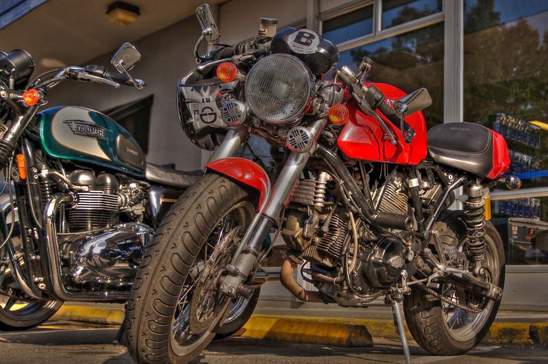 Isle of Vashon TT 2009 #2-5 HDR