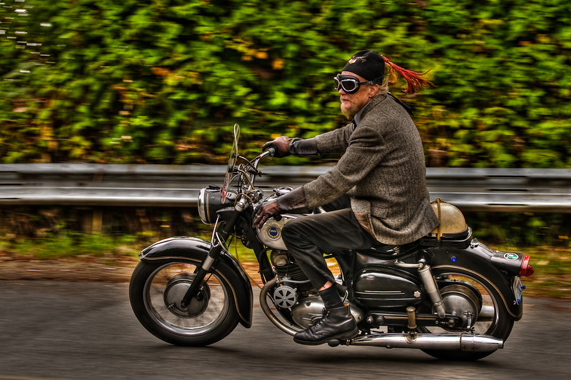 Isle of Vashon TT 2009 #2 HDR