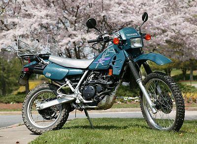 1997 KLR 250 Spring 2003