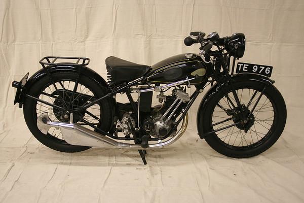 1933 Triumph Model XO