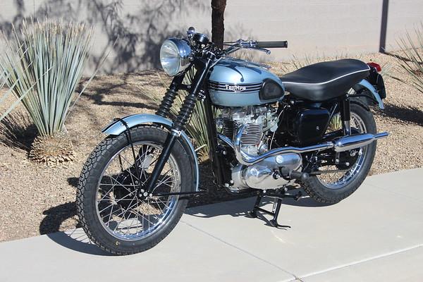 1956 TR6 (Wedlake)