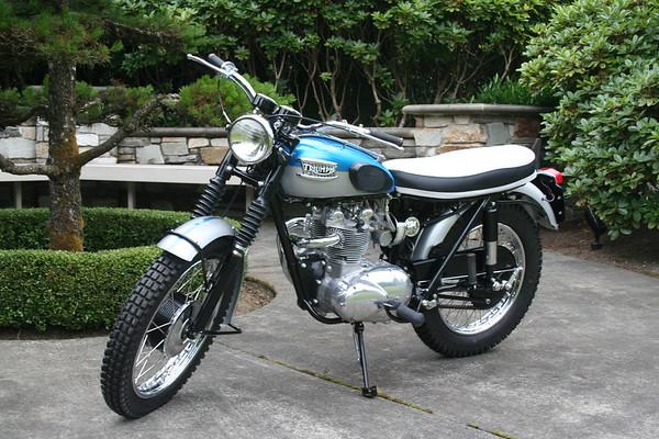 1961 TR5A/C (Wedlake)