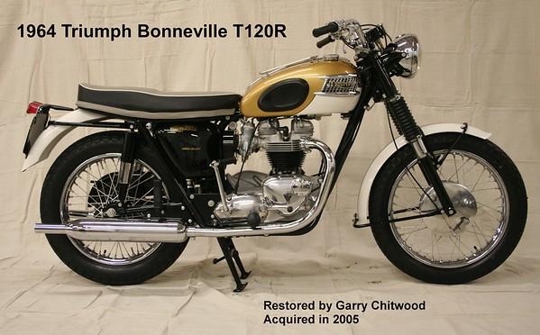 1964 Triumph T120R (Chitwood)