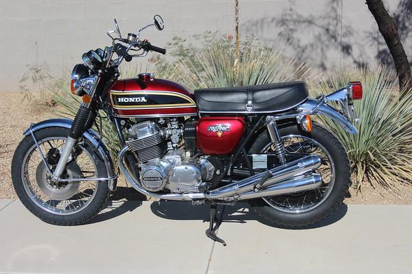 1976 Honda CB750K