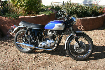 Bikes bought at Las Vegas Auction 2008