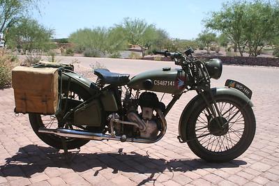 1940 Norton 16H
