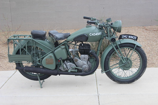1942 BSA WM20