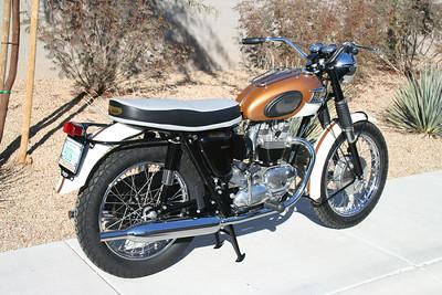1964 T120R Bonneville #2 (Sold)