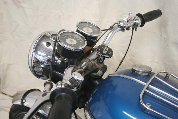 1964 TR6R (Wedlake) sold tucson
