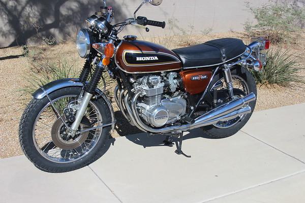 1976 Honda CB550K