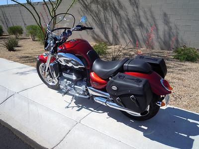2005 Rocket III sold EBay Nevada