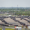 Motorcycle parking, COTA