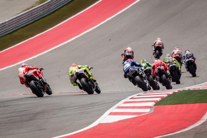 Turn 11, MotoGP