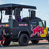 The Red Bull We B Cool Truck