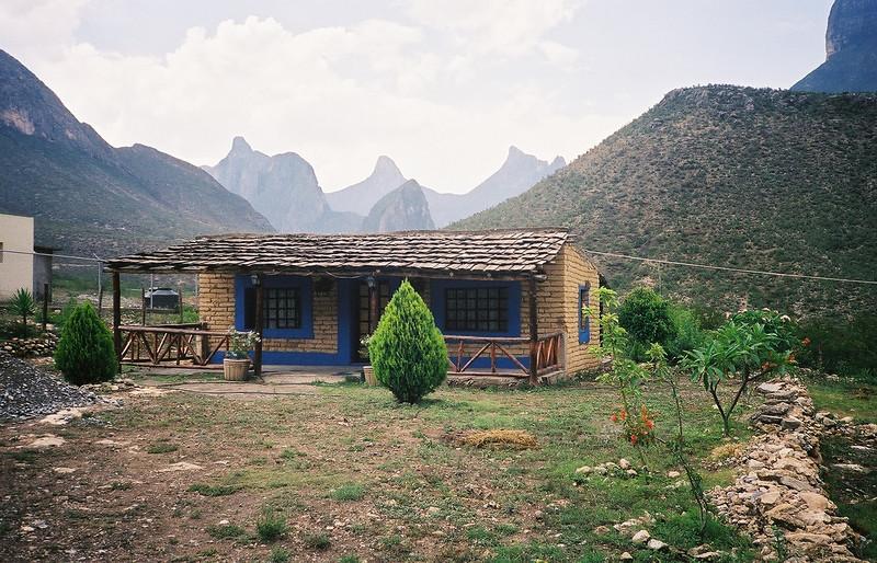 School teachers house (?), Casillas, N.Leon