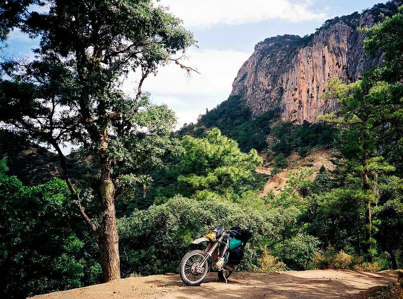 near Pueto Hondable