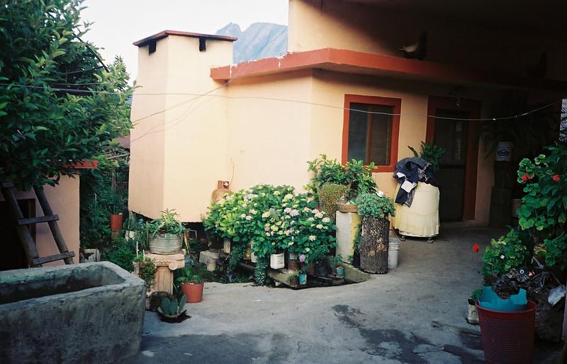 Casa Eulalia, Laguna de Sanchez