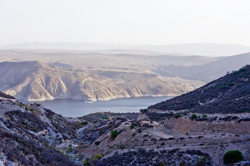 Zimapan reservoir